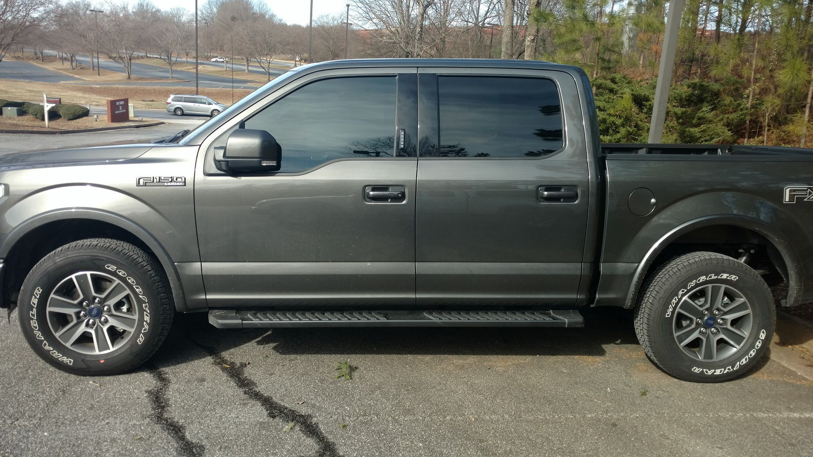 Window Tint Ford F150 Forum Community Of Ford Truck Fans