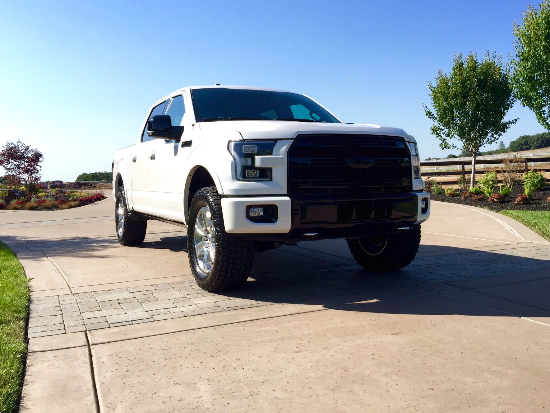"""My BDS 2.5"""" Leveled 35x12.50 2015 Platinum. - Page 11 ..."""