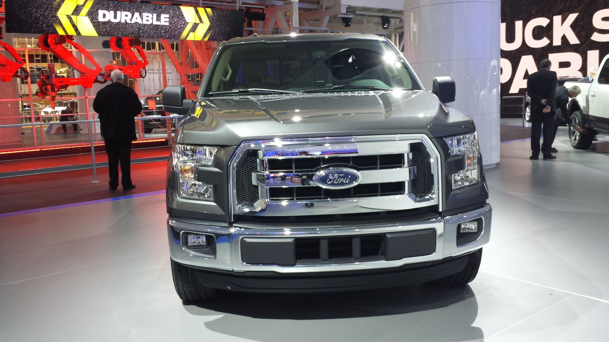 Anyone making the Atlas Grills Ford F150 Forum munity of Ford