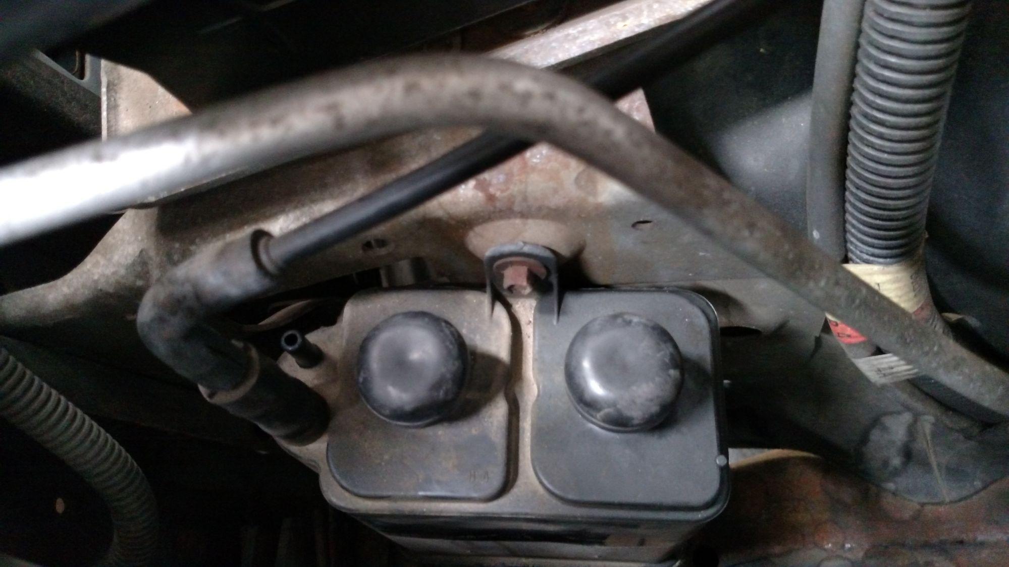 5 8 charcoal vapor canister ford f150 forum community of ford truck fans. Black Bedroom Furniture Sets. Home Design Ideas