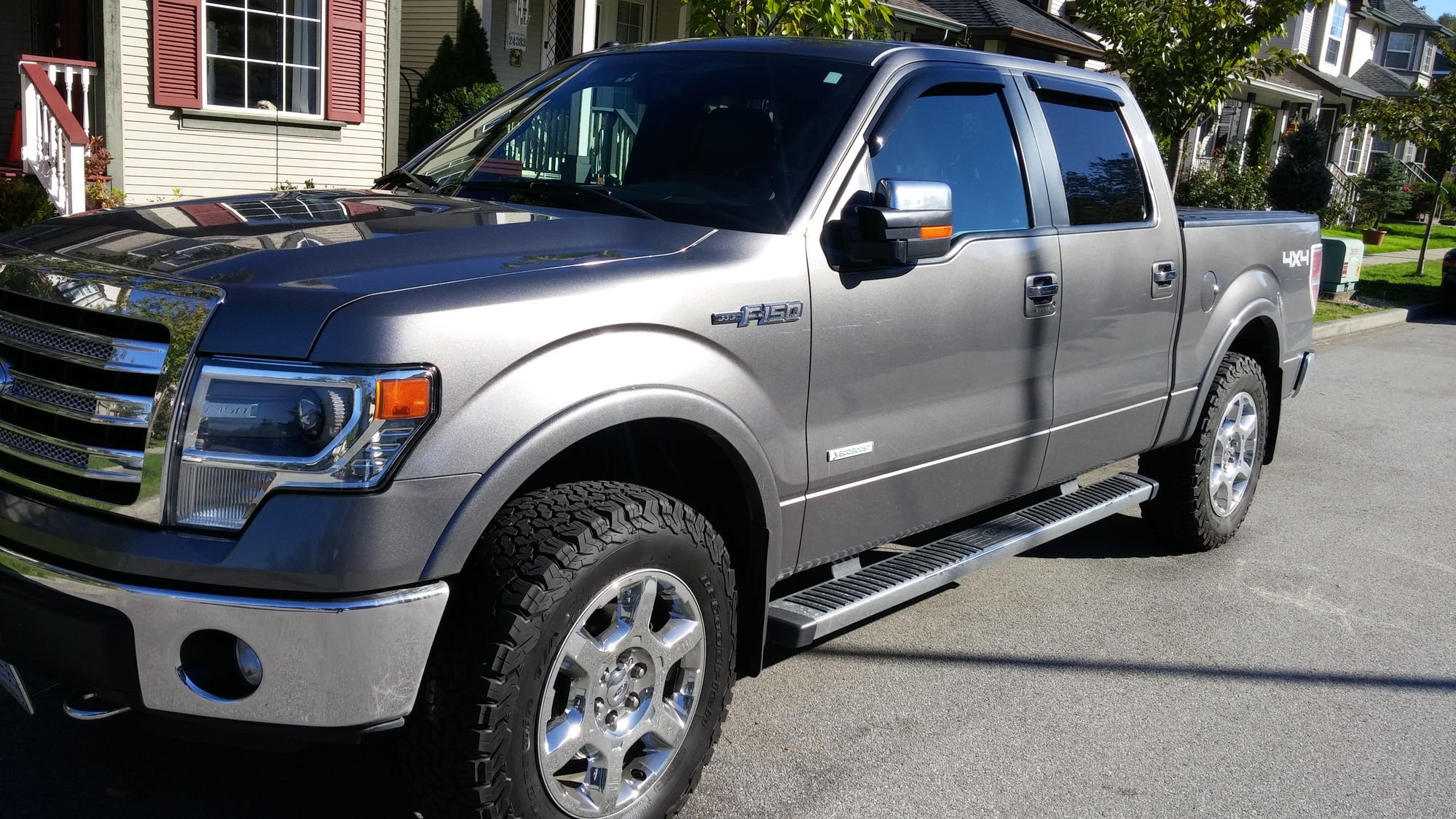 Wheels Tires Ford F Forum Community Of F Rims And Tires F Inch Tires