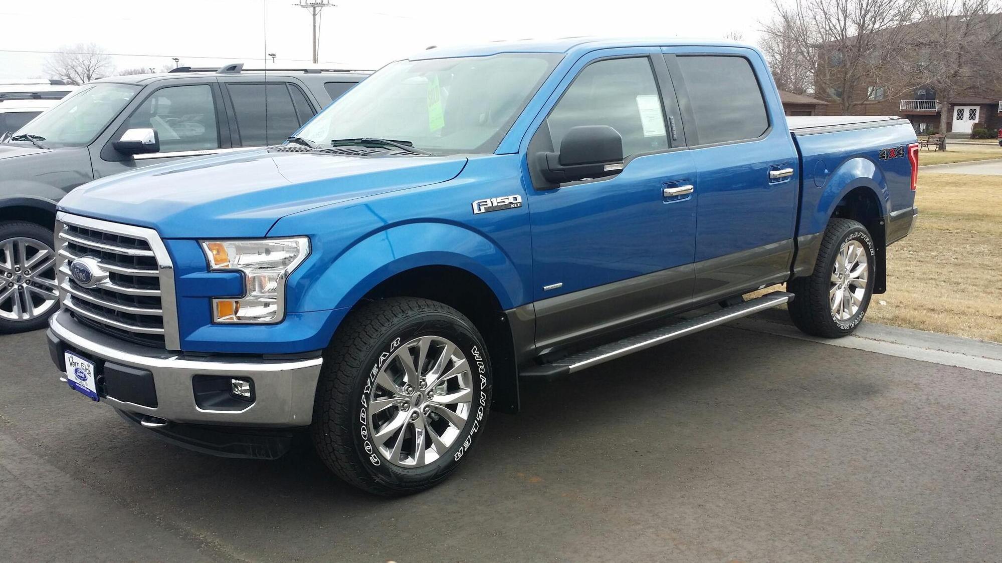 Ford 302A Package >> Two Tone Paint Options Explained - Page 2 - Ford F150 Forum - Community of Ford Truck Fans