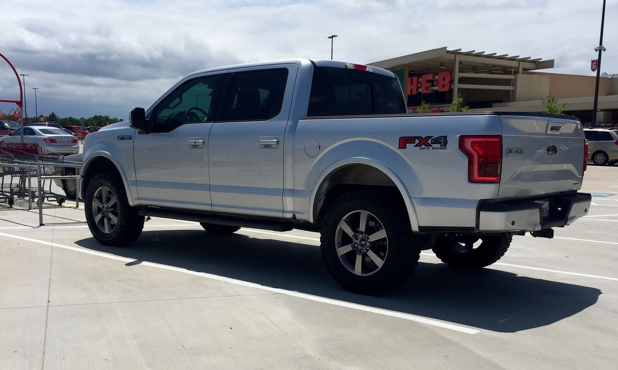 2015 Lariat FX4 Sport in Texas Ford F150 Forum