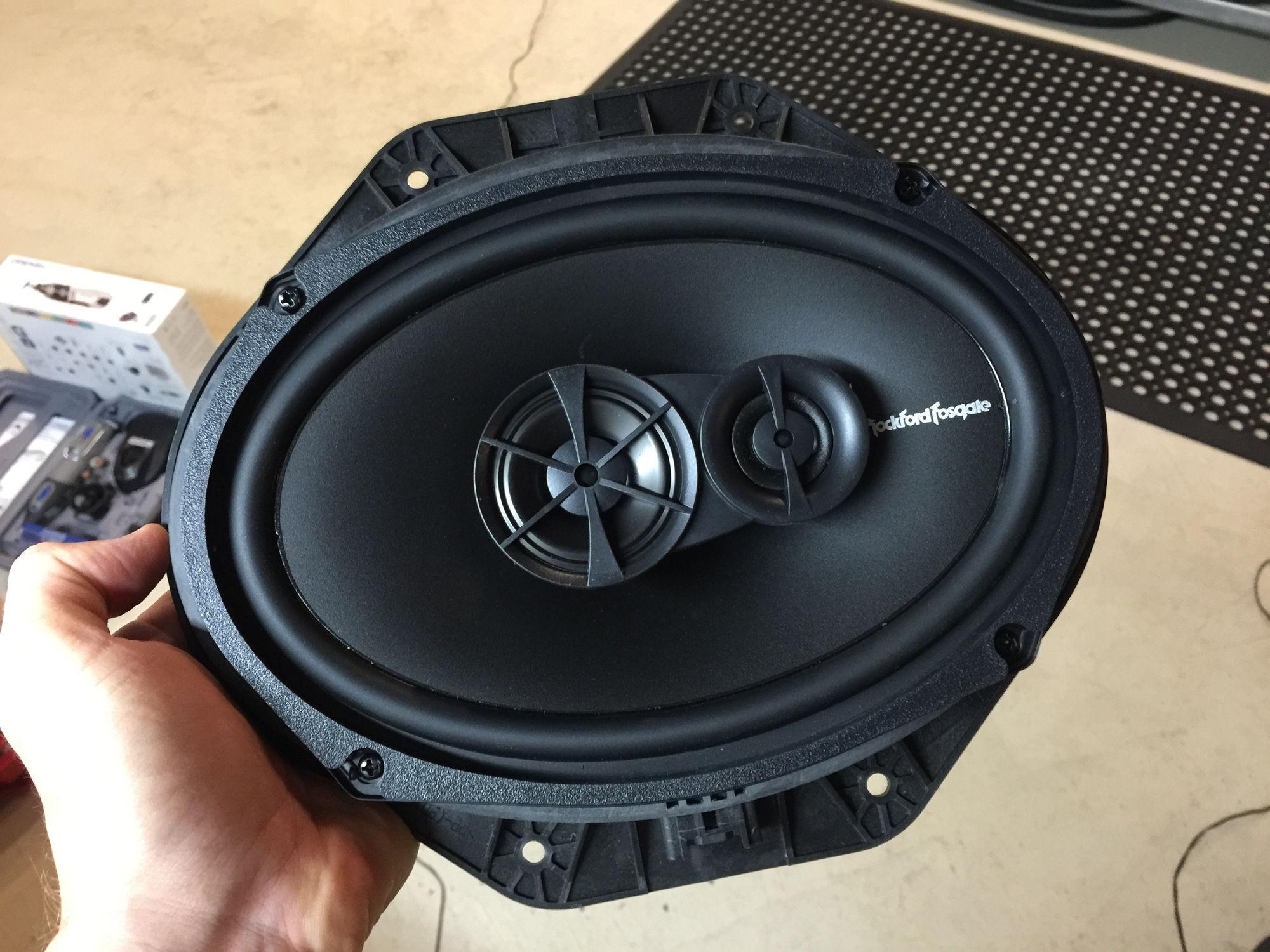 Speaker Sizes - W  O Kicker Or Sony Upgrade - Page 4
