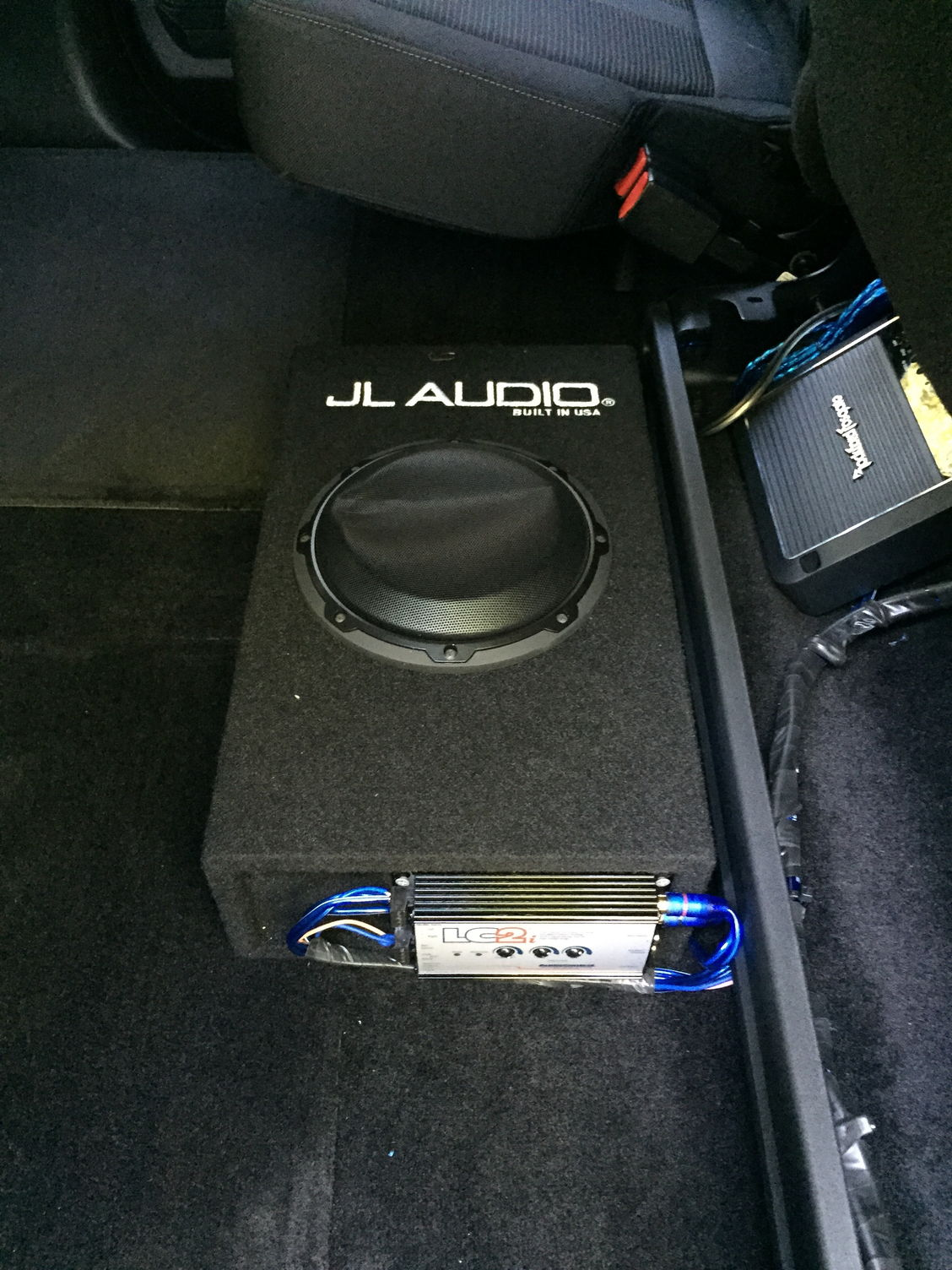 Speaker Upgrade 2015 F150 - Infinity Kappa - Page 2 - Ford F150 ...