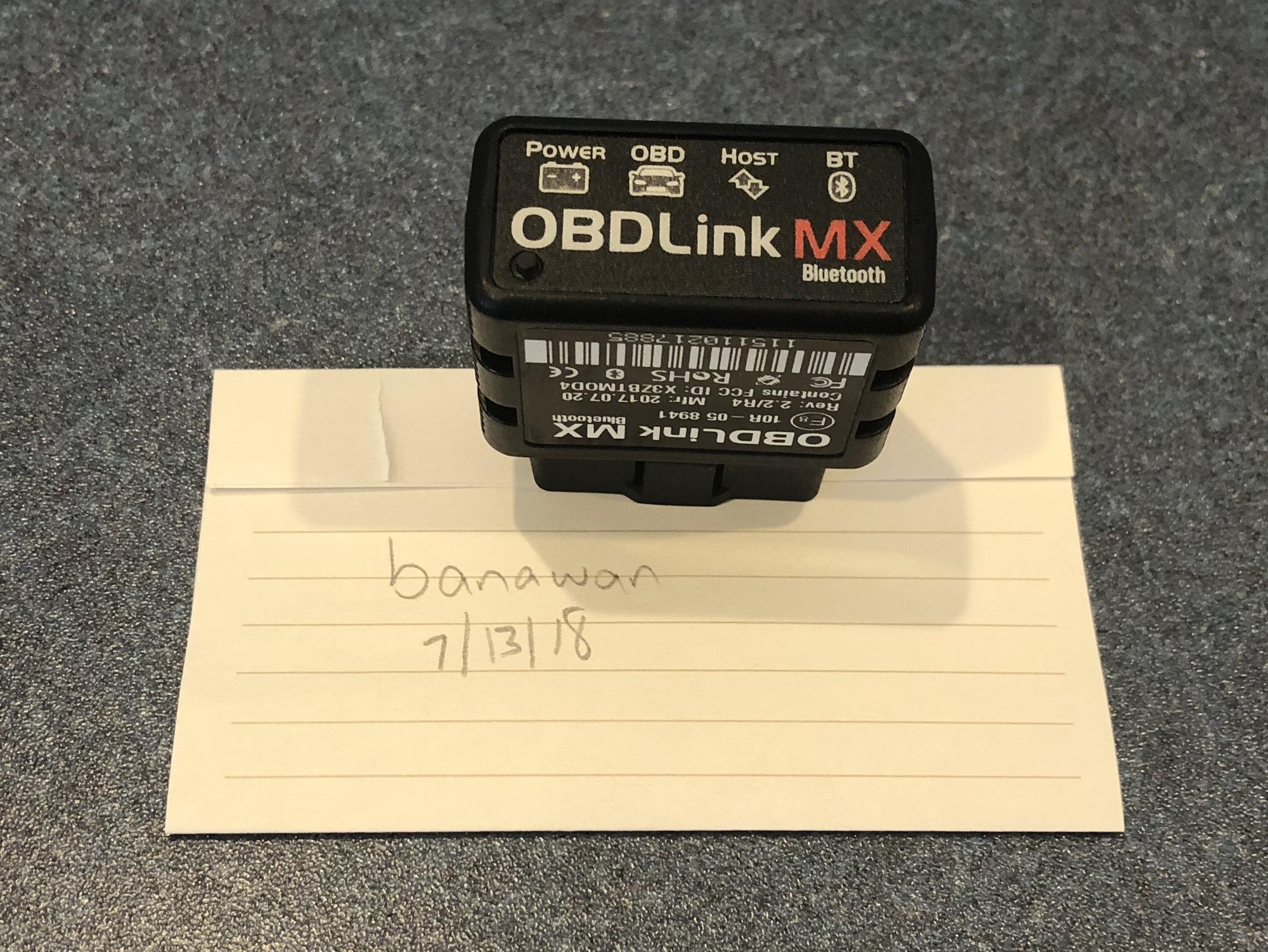 Southeast FS: ScanTool 426101 OBDLink MX Bluetooth - Ford