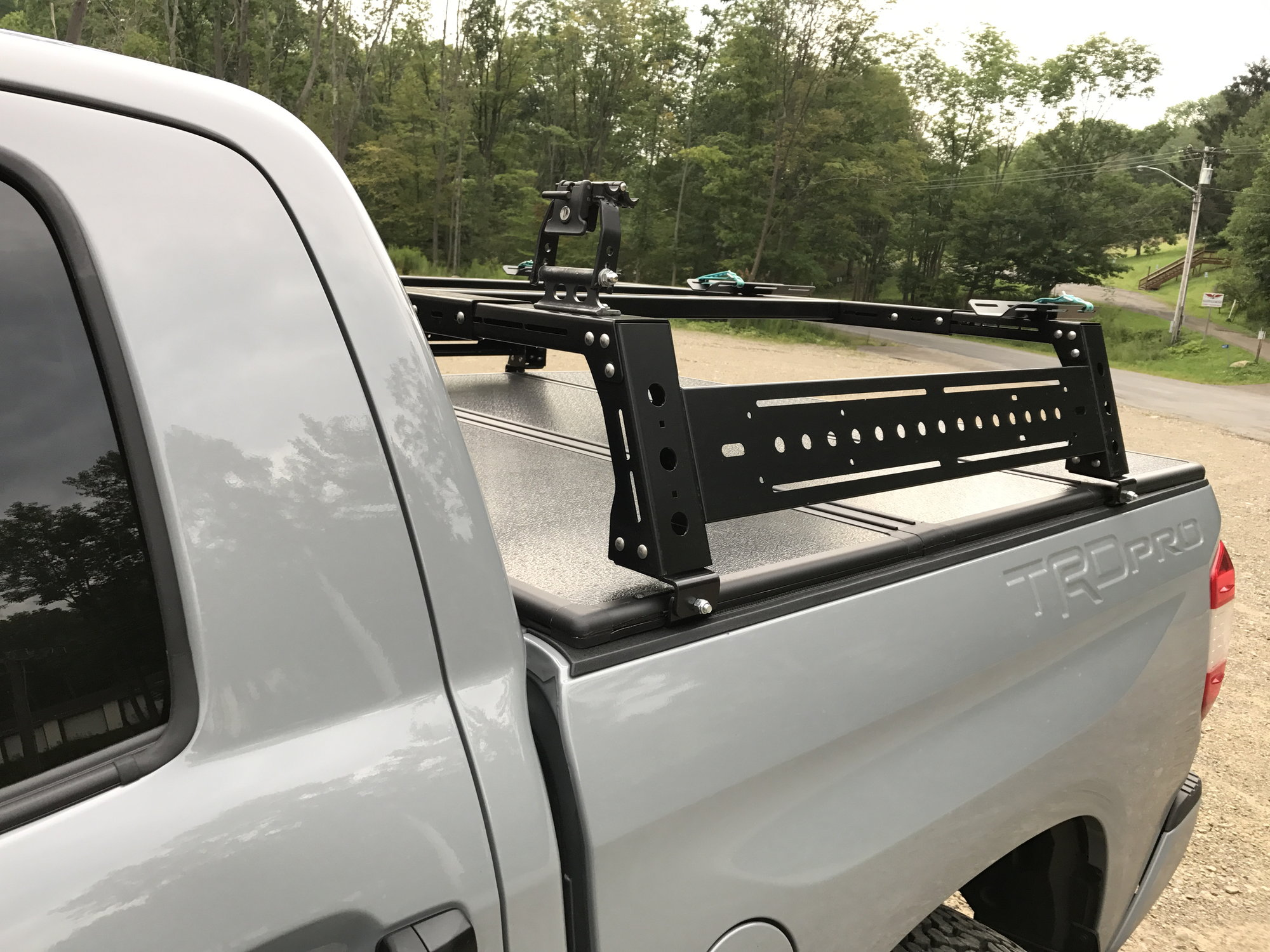 Adjustable Rack For Roof Top Tent Ford F150 Forum