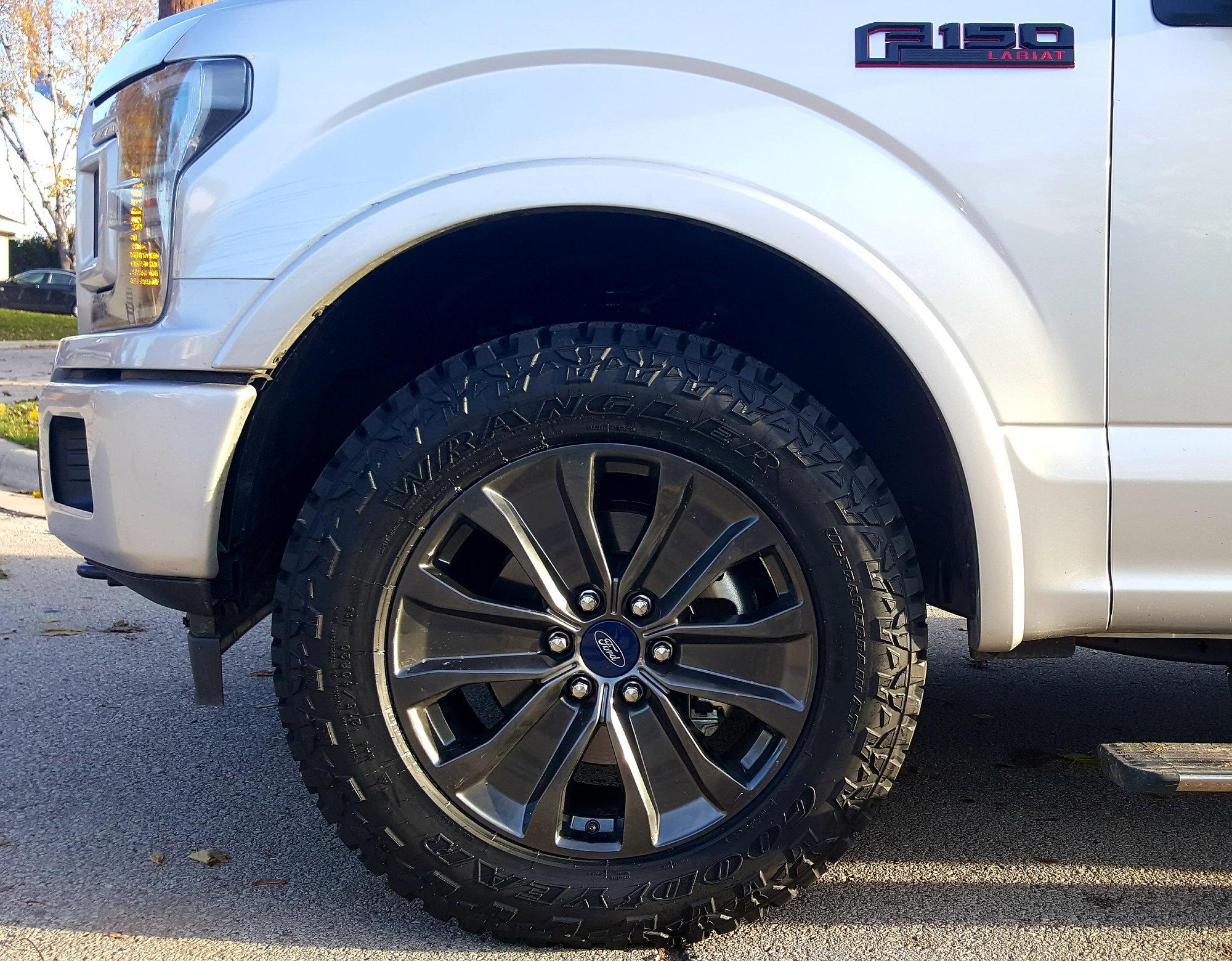 Goodyear Ultraterrain Tires Ford F150 Forum Community