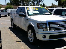 Just pick up this 2011 limited lariat