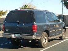 #3 2000 Expedition 5.4L AWD 200k