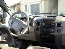 New Truck inside
