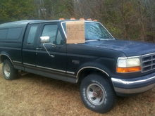 1992 Ford F-150 XLT Supercab 4x4
