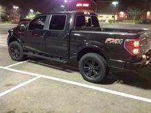 my new truck... 2013 FX4 5.0