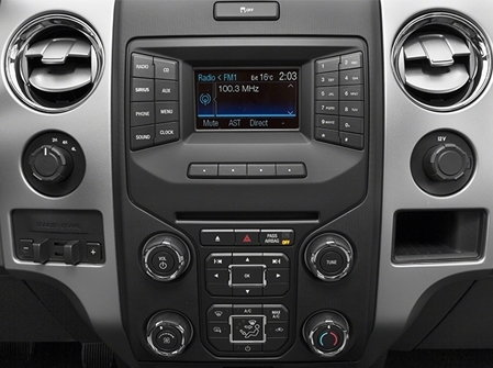 2012 f150 sync replacement