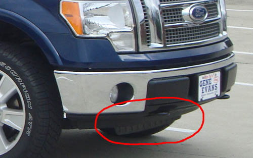 Front Lower Valence Ford F150 Forum Community Of Ford Truck Fans
