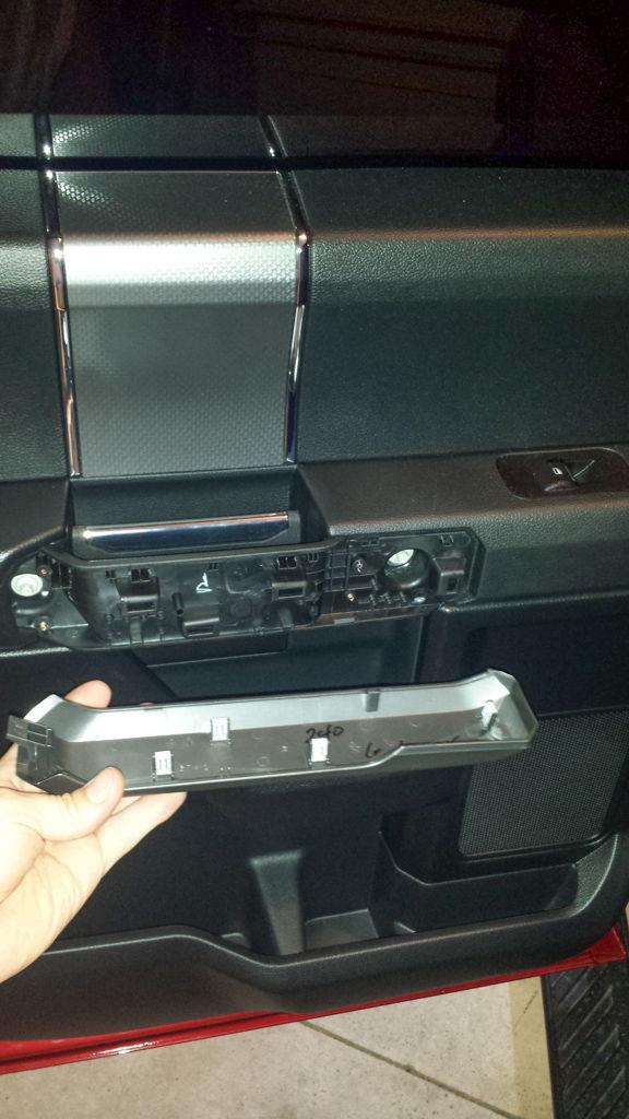 2015 F150 Xlt Screw Audio System Upgrade Log  Sync W  Nav