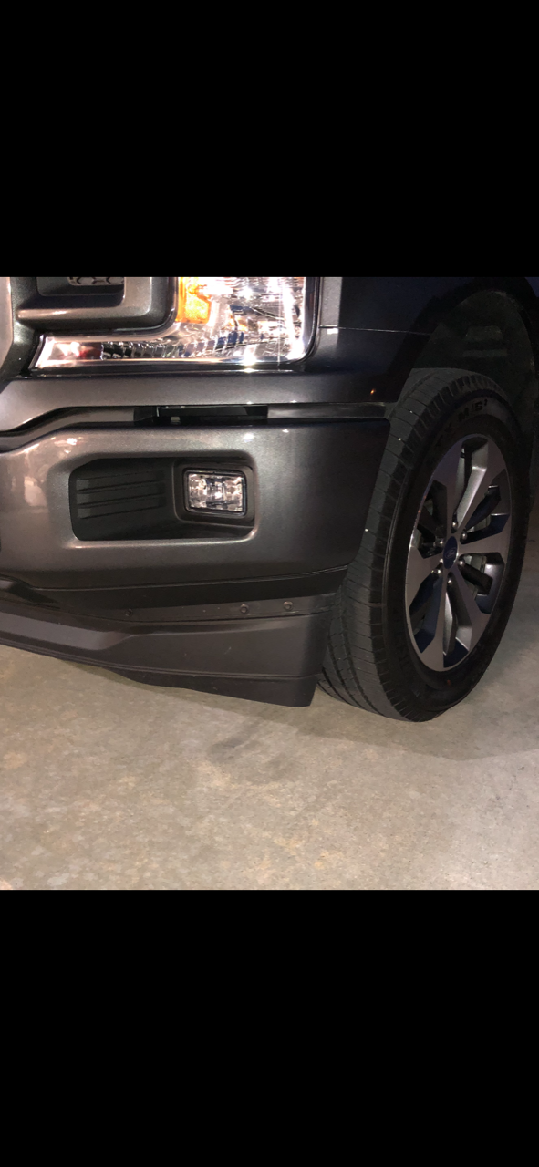 2018 2019 Front Bumper Lower Valance Ford F150 Forum Community Of Ford Truck Fans