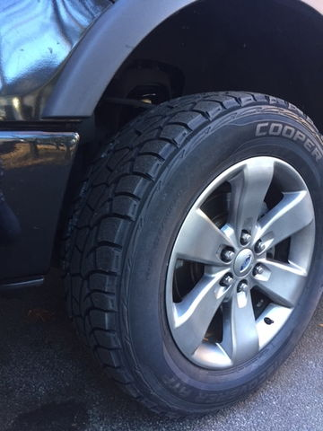 New Tires Cooper Discoverer Atp Page 2 Ford F150
