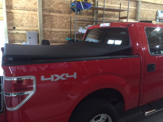 Smittybilt Smartcover Trifold Tonneau Issue Ford F150 Forum Community Of Ford Truck Fans