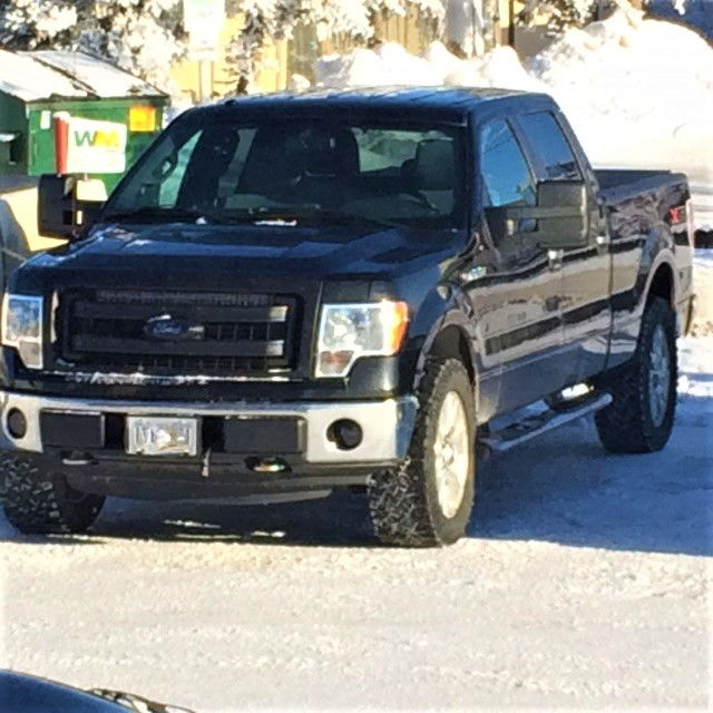 looking for pic of black grille chrome bumper on tux black ford f150 forum community of
