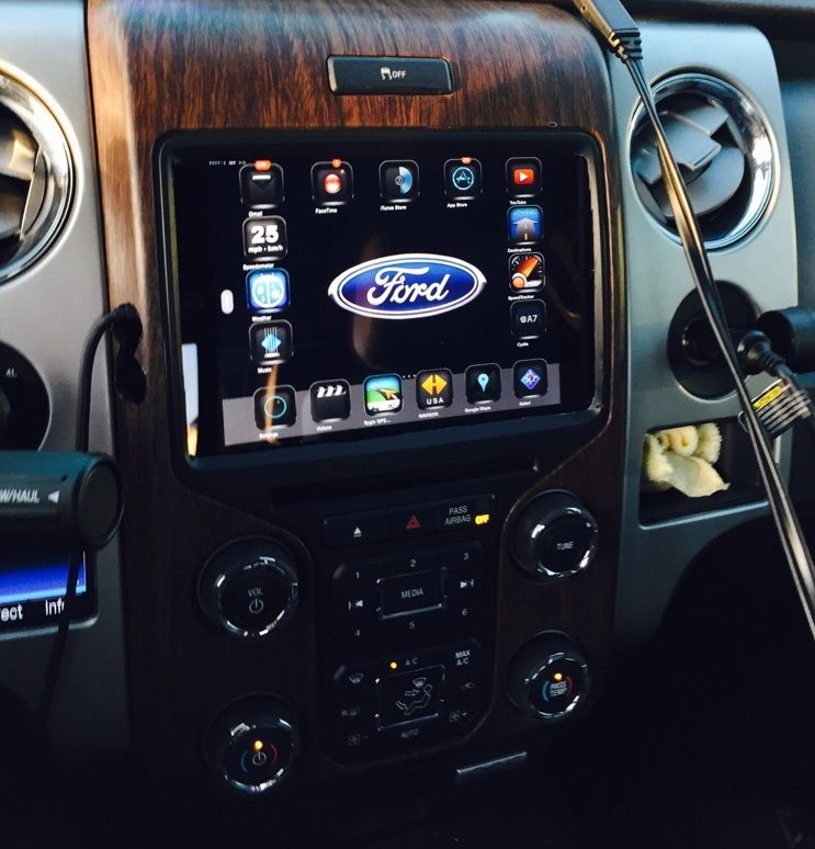 Tablet in dash question ford f150 forum community of ford truck fans here are a few pics keyboard keysfo Image collections