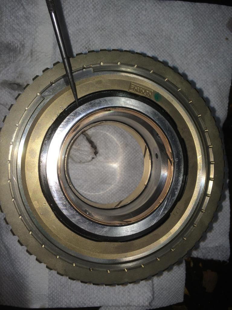 Ford F Transmission Forward Clutch Snap Ring