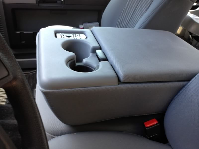Jump Seat Arm Rest Options Ford F150 Forum Community