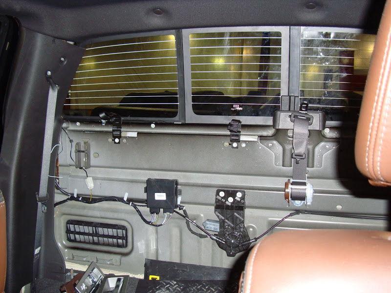 2011 F 150 Heated Mirror Rear Window Defrost Problems