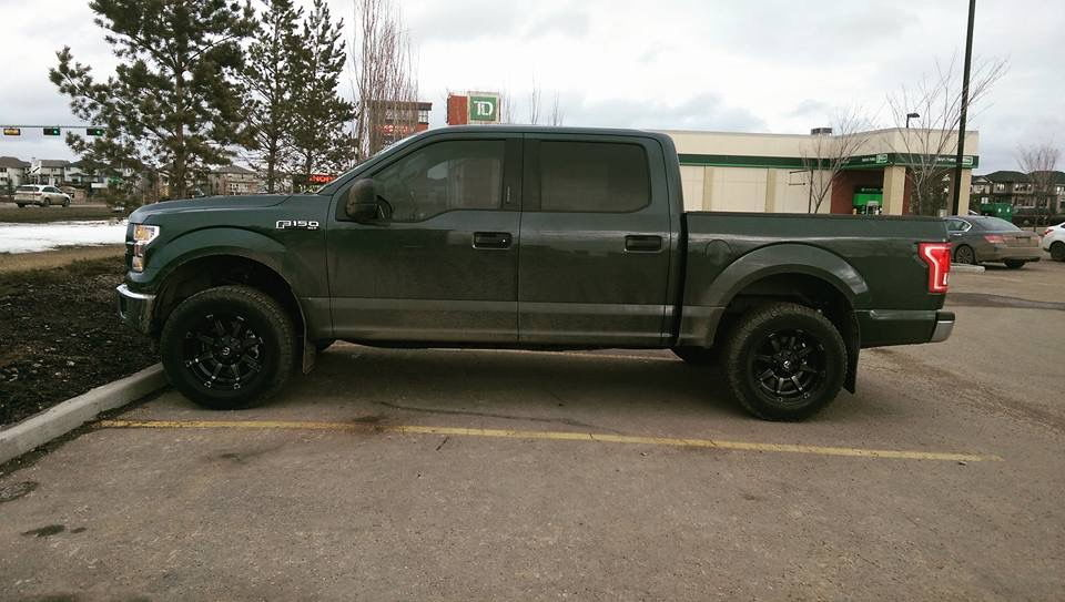 2011 F150 Leveling Kit >> Which Leveling Kit Ford F150 Forum | 2017, 2018, 2019 Ford Price, Release Date, Reviews
