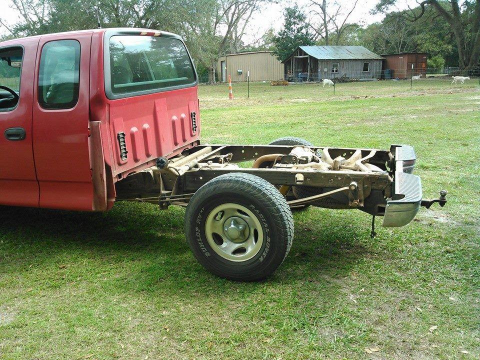 2000 F150 4 2 V6  No Start  P0171 U0026 P0174 Codes - Ford F150 Forum