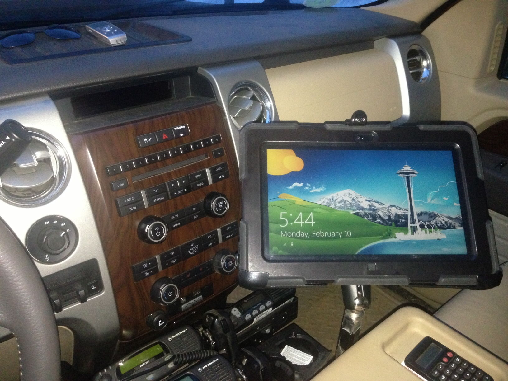 2015 F 150 For Sale >> Finally found a Great Mount for Phones/Tablets ...