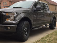 2016 Ford F150 2wd