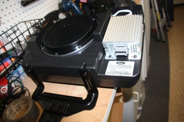 jimk1963 albums 2010+f150+sony+subwoofer+%26amp%3B+amp picture158670 sony subwoofer amp assembly 8\