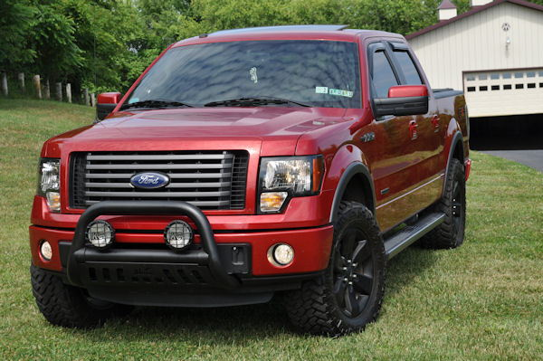 2011 F150 Grill >> EcoBoost grill guard = decreased performance? - Page 3 ...