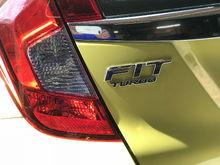 Honda Turbo Fit