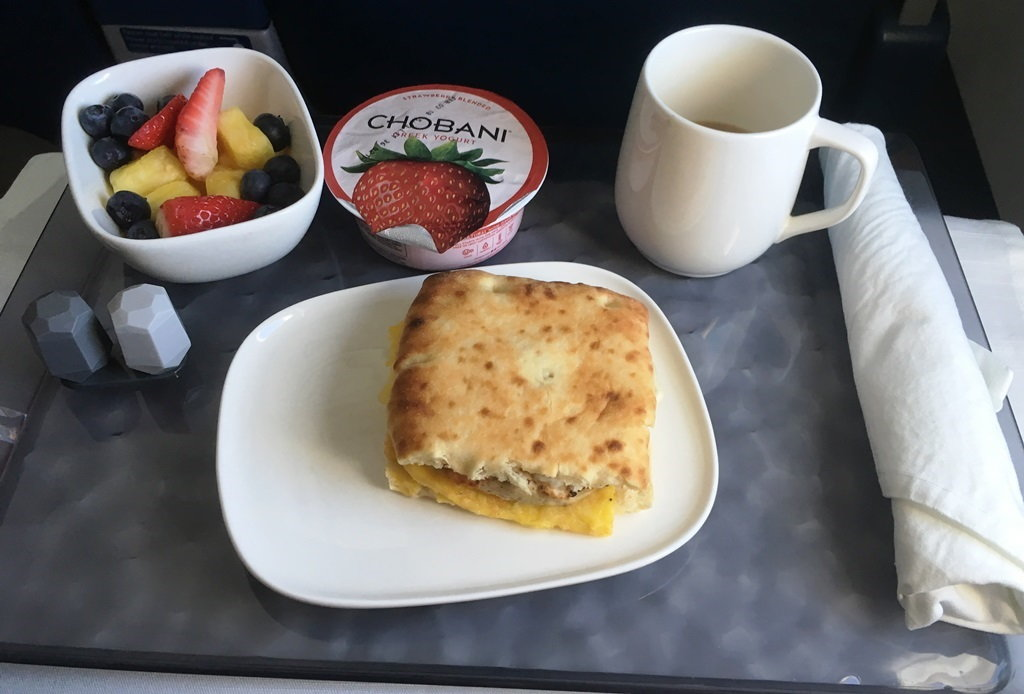 View Single Post - Delta In-Flight Meal/Food Service: The