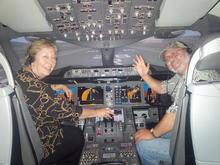 Boeing 787 Simulator Houston
