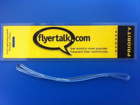 Hand luggage rules- yellow tag - FlyerTalk Forums