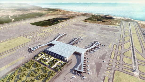 Istanbul New Airport - FlyerTalk Forums