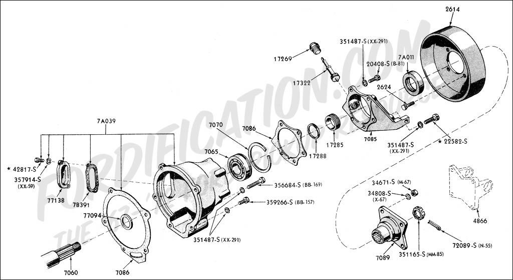 1438392 1967 F100 Auto Trans Speedometer Cable Drive Gear Replacement moreover Zfs 650 additionally Diagram view in addition Tpcat also 599782 Ford C 6 Transmission Exploded View. on c6 transmission exploded view