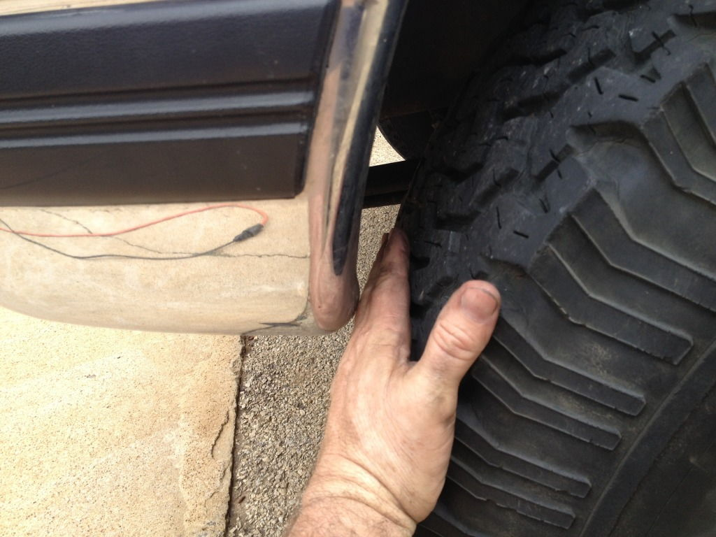 what's the biggest tire I can run 97 f250 - Ford Truck ...