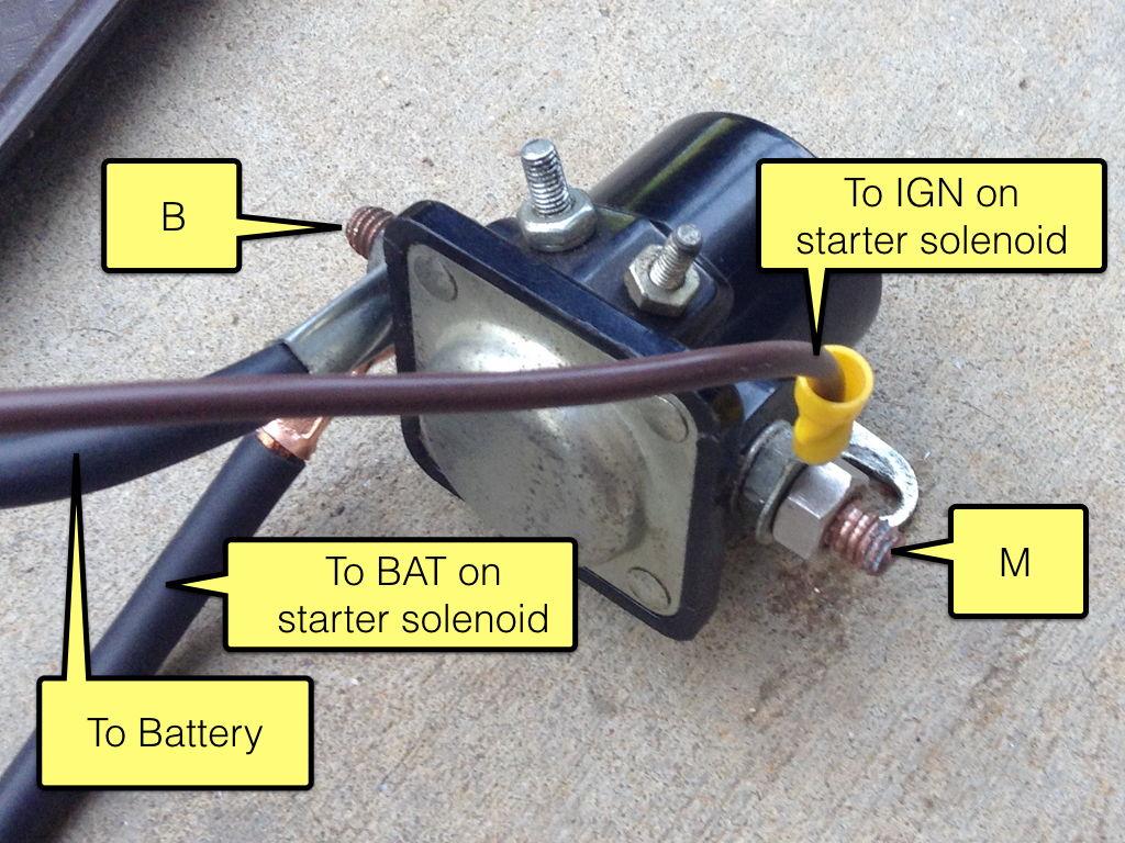 Powermaster Ford Starter Wiring Solutions 31 Diagram Hi Torque Diagrams Schematics