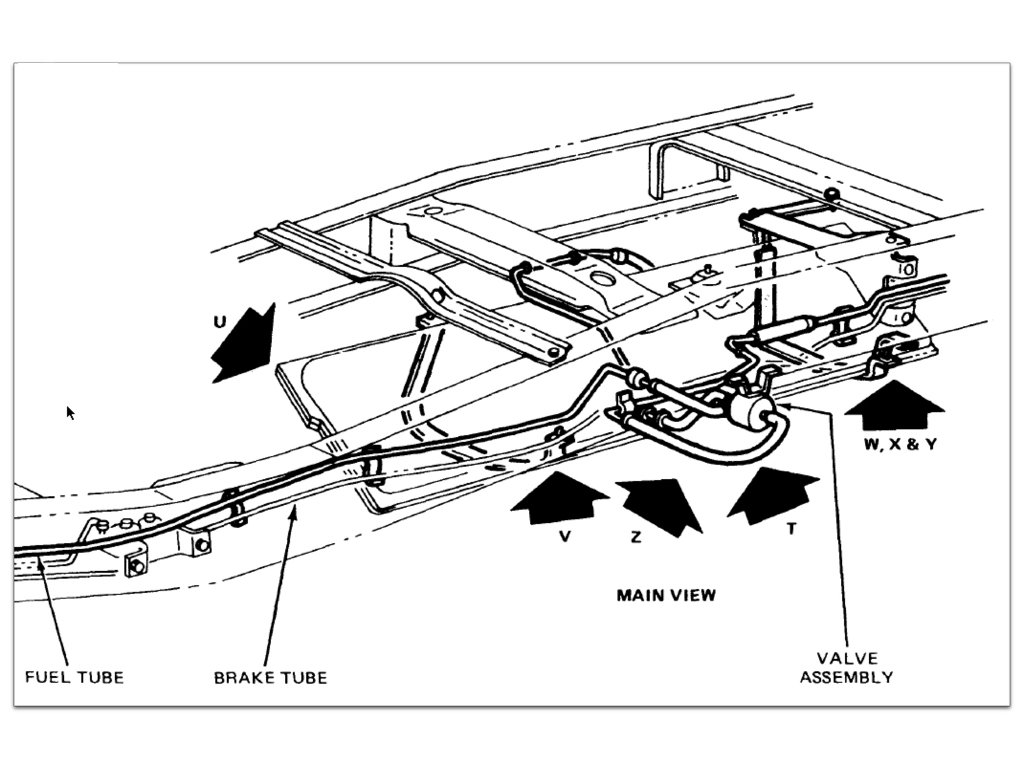 the ford truck shop manual for '76 provides an overall view of the system …