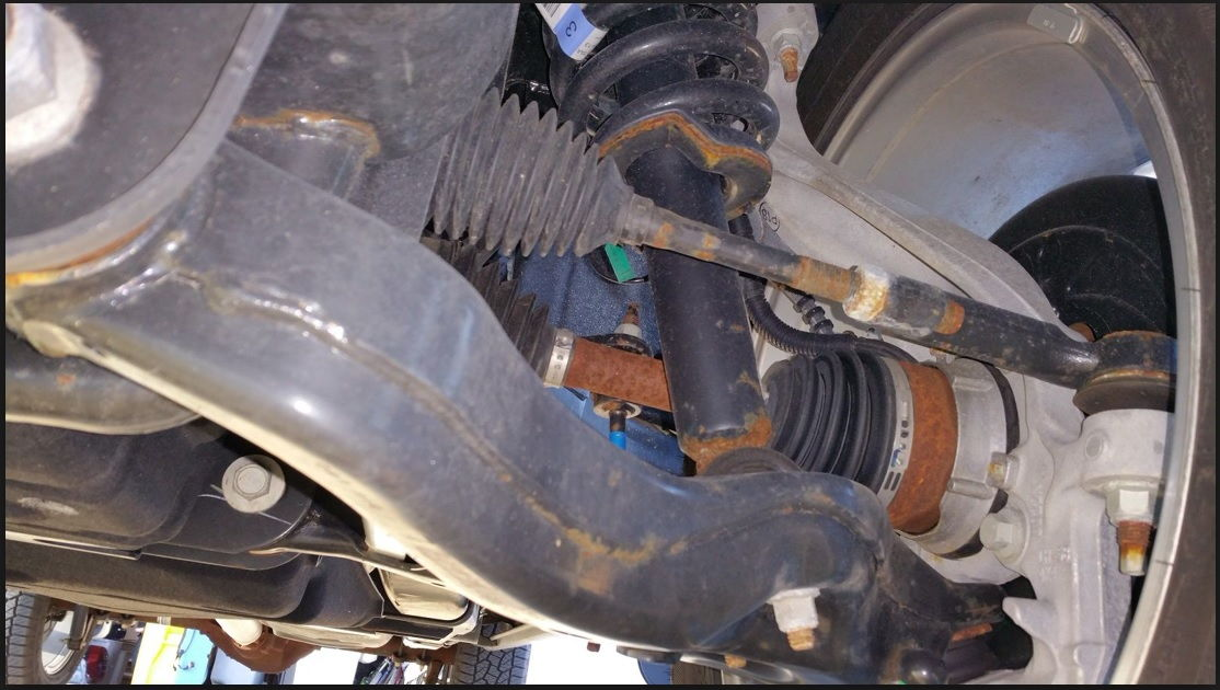 Frame Rail Surface Rust - DIY Prevention - Ford Truck Enthusiasts Forums