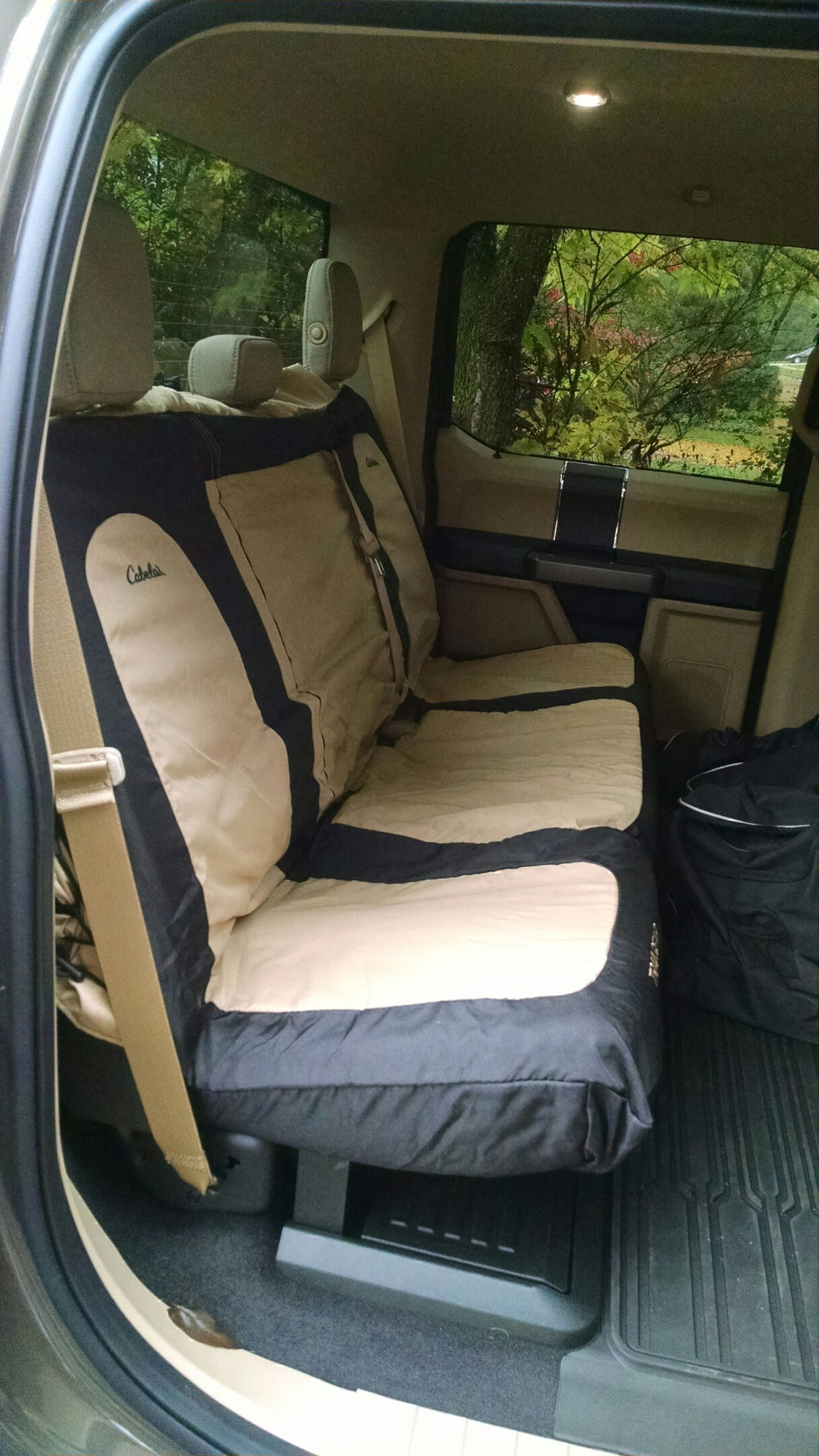 seat covers ford truck enthusiasts forums. Black Bedroom Furniture Sets. Home Design Ideas