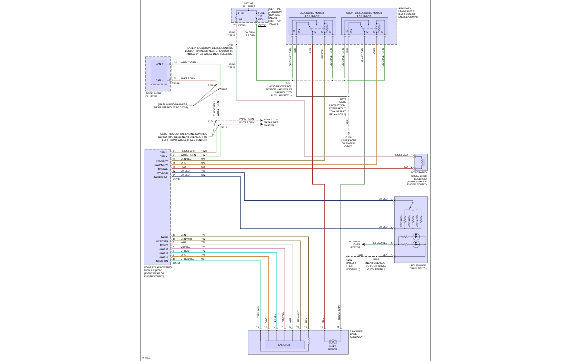 2004-2008 f150 wiring schematic - Ford Truck Enthusiasts ...