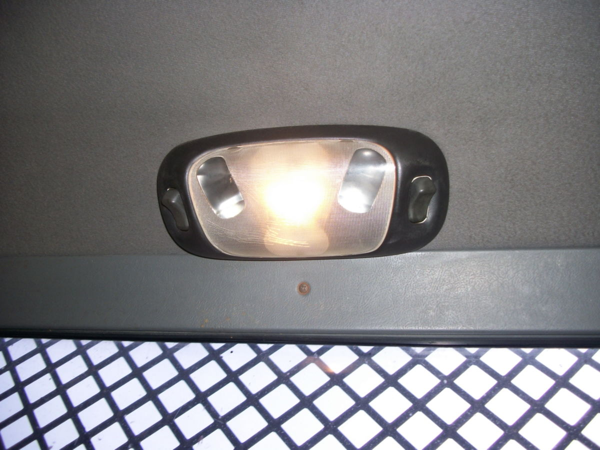Replacement Of Interior Dome Light Ford Truck Enthusiasts Forums