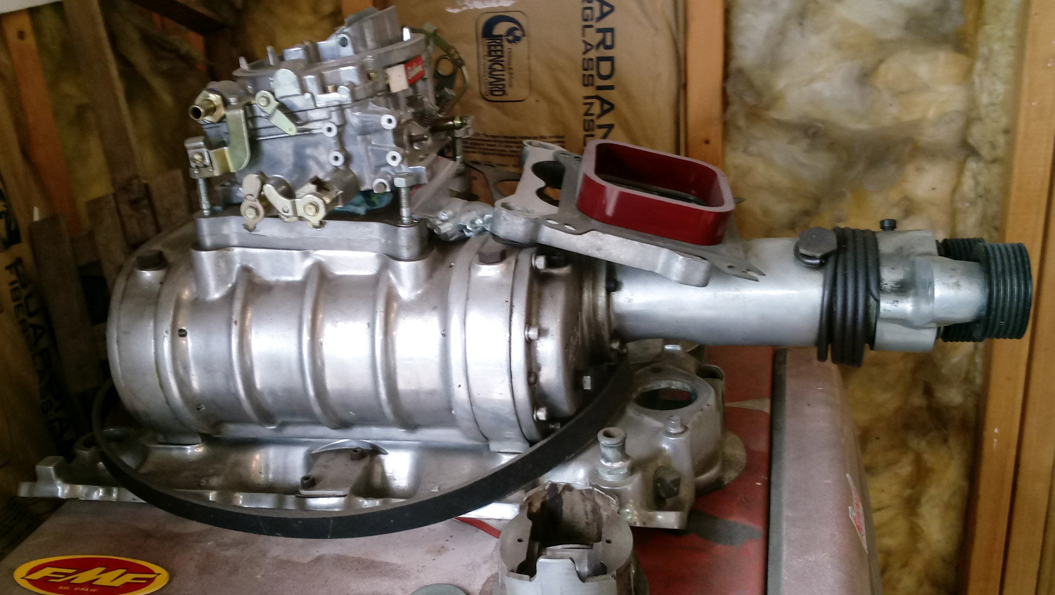 Weiand Supercharger on 302/5 0? - Ford Truck Enthusiasts Forums