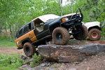 Garage - Trail rig