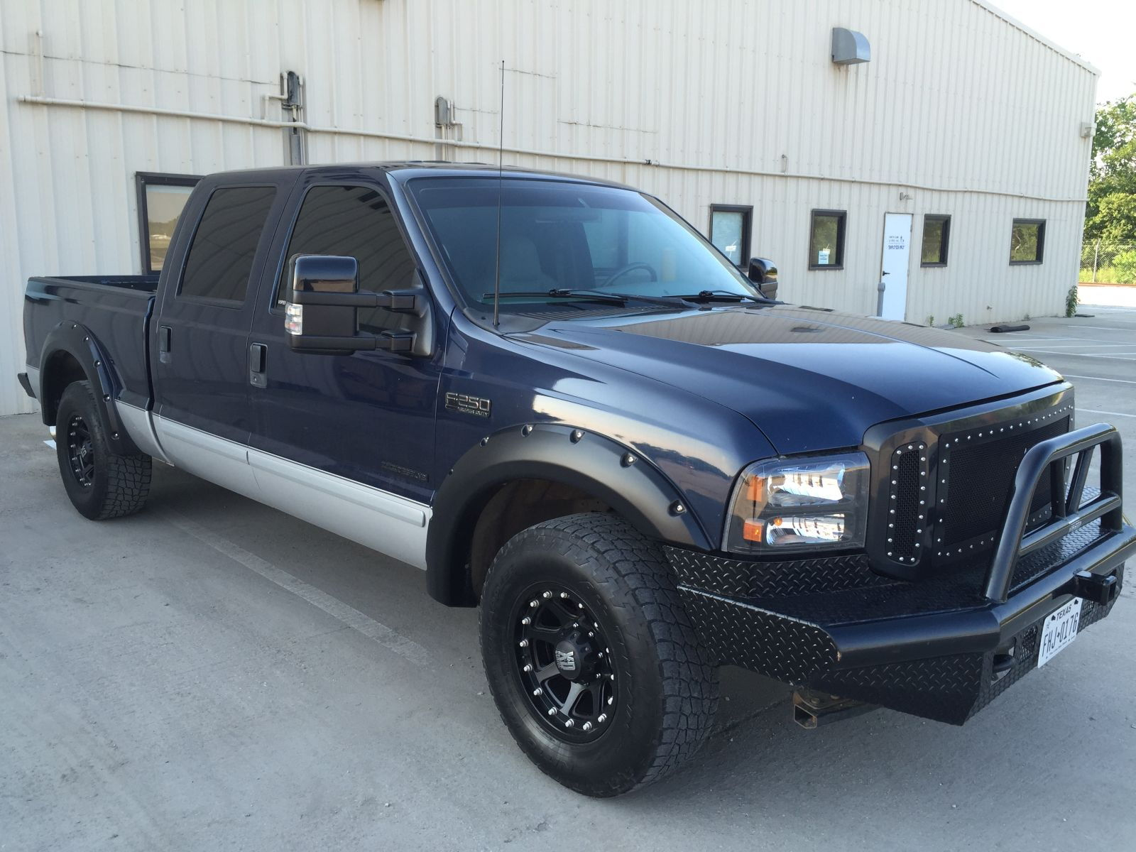 Ford Excursion Blacked Out >> My 2002 F-250 7.3L! - Ford Truck Enthusiasts Forums